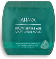 Лифтинговая восстанавливающая тканевая маска / Ahava Uplifting & Firming Sheet Mask