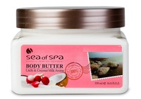 Сливки Личи и Кокос Sea of Spa Body Butter Litchi & Coconut