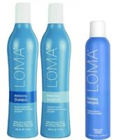 Акция Loma Moisturizing + Finishing Hairspray