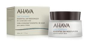 Увлажняющий крем дневной для комбинированной кожи лица / Ahava Time to hydrate Essential Day Moisturizer Combination