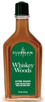 Лосьон после бритья / Clubman Pinaud Whiskey Woods