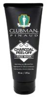 Маска черная для лица / Clubman Peel-off Black Mask
