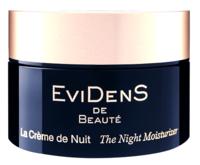 Ночной увлажняющий крем для лица / EviDenS de Beaute Night Moisturizer