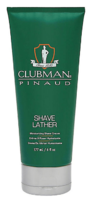 Пена для бритья / CLUBMAN Leather Cream