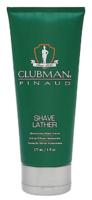 Пена для бритья / CLUBMAN Leather Cream