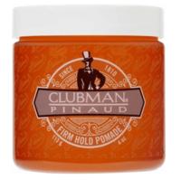 Помада для укладки волос сильной фиксации / Clubman Pinaud Firm Hold Pomade