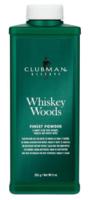 Тальк универсальный с запахом виски / Clubman Pinaud Whiskey Woods Powder