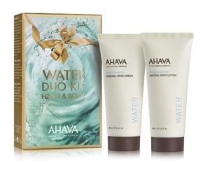"Набор ""Дуэт"" увлажняющий для рук и тела / Ahava Kit Duo Water Hand & Body"