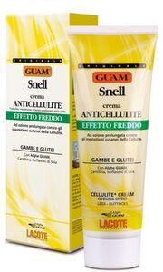"Антицеллюлитный крем для тела ""Снелл"" ""Холодная формула"" / Guam Crema Anticellulite SNELL Effetto Freddo"