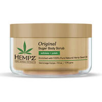 Сахарный скраб для тела Original / Hempz Original herbal sugar body scrub