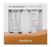 Набор от мешков под глазами / Sesderma Kit Anti Eye Bags (Angioses - C-Vit Eye Contour)
