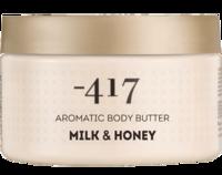 Крем-масло ароматическое для тела - Молоко и Мед / -417 Aromatic Body Butter - Milk & Honey