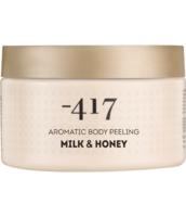 Пилинг ароматический для тела - Молоко и Мед / -417 Aromatic Body Scrub Milk & Honey