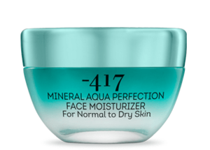 Увлажняющий крем для лица / -417 Mineral Aqua Perfection Face Moisturizer