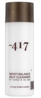 Нежное очищающее молочко для кожи / -417 Moist Balance Cleanser