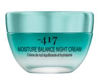 Крем для лица ночной для поддержания гидробаланса / -417 Moisture-Balance Night Cream