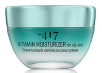 Крем для лица увлажняющий для жирной кожи SPF20 / -417 Vitamin Moisturizer for Oily Skin SPF20