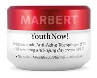 Антивозрастной дневной крем для нормальной и комбинированной кожи / Marbert YouthNow! Cell-Renewing Anti-Aging Day Care SPF 15