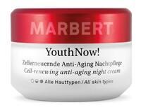 Антивозрастной ночной крем / Marbert YouthNow! Cell-Renewing Antiaging Night Care