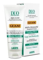 Антицеллюлитный крем с охлаждающим эффектом DUO / Guam Anticellulite Effetto Freddo