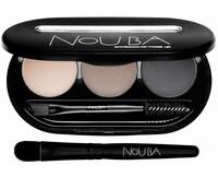 Набор теней для бровей / NoUBA Eyebrow Powder Kit