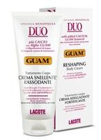 DUO Крем подтягивающий «стройный силуэт» специальный во время менопаузы / Guam Duo Reshaping Body Cream