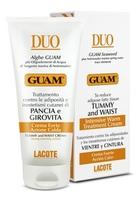 DUO Крем для живота и талии с активным разогревающим эффектом / Guam DUO Pancia Girovita Crema Forte Azione Calda