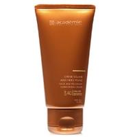 Солнцезащитный регенерирующий крем SPF 40+ / Academie Bronzecran Face Age Recovery Sunscreen Cream