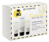 Дорожный набор One-The-Go / Academie One-The-Go Travel Kit