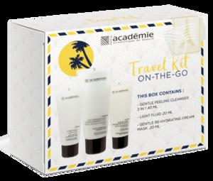 Дорожный набор One-The-Go / Academie One-The-Go Travel Kit