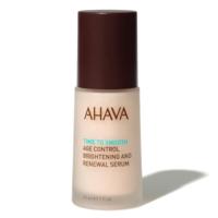 Ночная восстанавливающая сыворотка выравнивающая тон кожи / Ahava Age Control Brightening and Renewal serum