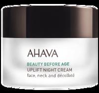 Лифтинговый ночной крем / Ahava Beauty Before Age Uplifting night cream for face, neck & decollete