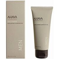 Отшелушивающий очищающий гель для лица / Ahava Exfoliating Cleansing Gel Men