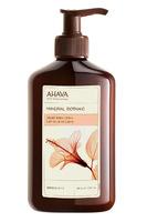 Нежное молочко для тела гибискус/инжир / Ahava Mineral Botanic Body Lotion Hibiscus