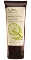 Бархатный крем для рук лимон-шалфей / Ahava Mineral Botanic Hand Cream Lemon Sage