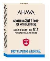 Мыло Успокаивающее на основе соли Мертвого моря / Ahava Soothing Salt soap