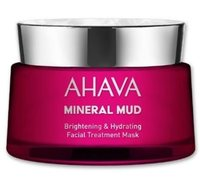 Осветляющая суперувлажняющая маска для лица / Ahava Mineral Mud Brightening & Hydrating Facial Treatment Mask