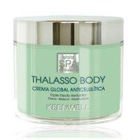 Антицеллюлитный крем тройного действия / Keenwell Anticellulite Global Cream Triple Reducing Effect