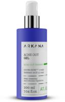 Очищающий гель для жирной, склонной к акнэ и комбинированной кожи / Arkana Acne Out Gel