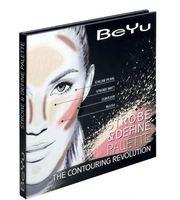 Набор компактных пудр / BeYu Strobe & Define Palette