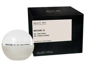 Ночной жемчужный крем «Био-кеар 12» для лица и шеи / Beauty SPA Biocare