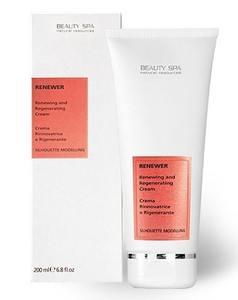 """Регенерирующий крем """"Рэнэвер"""" от растяжек для бюста и тела / Beauty Spa Renewer"""