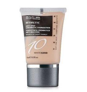 Полирующий тональный крем «Миметик» с эффектом адаптации ко всем типам кожи / Beauty Spa MYMETIC