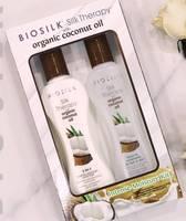 Шелковая терапия на основе кокосового масла / Biosilk Silk therapy Coconut Kit