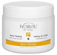 Кремовый пилинг для тела с экстрактом сои для зрелой и нуждающейся в восстановлении кожи / Norel Body peeling with soya extract