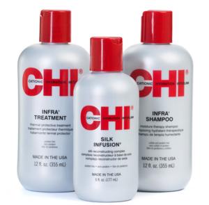 "Набор ""Очищение и Блеск"" / Chi Infra Cleanse & Shine Kit"