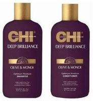 Акция от CHI Deep Brilliance Olive & Monoi (BIG)