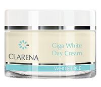 Отбеливающий дневной крем, предотвращающий пигментообразование, SPF-15 / Clarena Giga White Day Cream