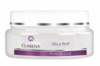 Крупнозернистый скраб для лица Кремабразия / Clarena Poison Line Silica Peel