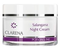 Ночной крем со слюной ласточки / Clarena Salangana Night Cream